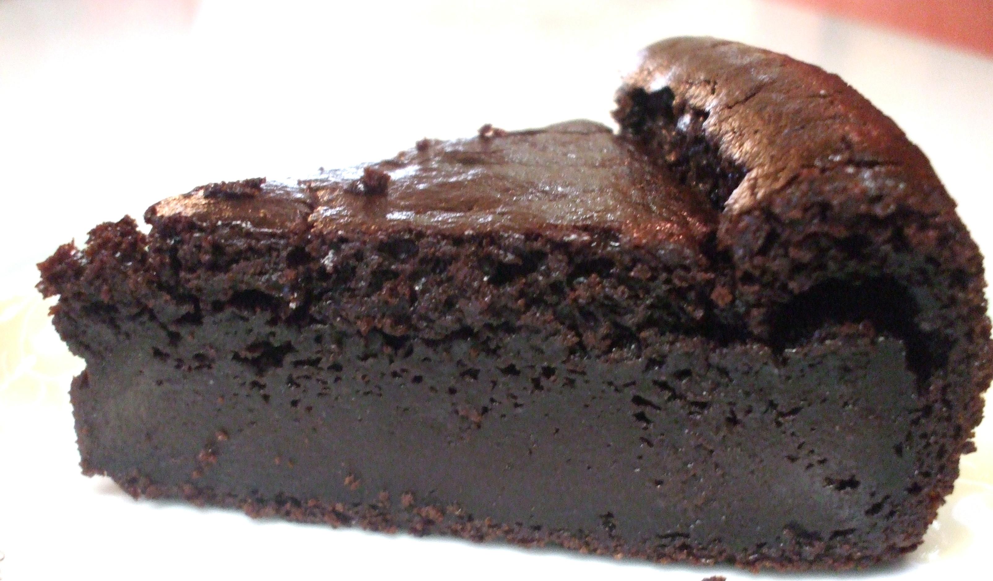 アレルギー 対応 ケーキ ガトーショコラ